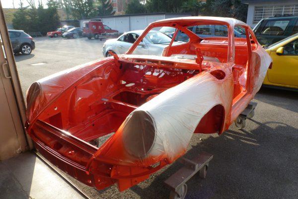 Porsche-911-RS-2.7-Tangerine-13-Custom