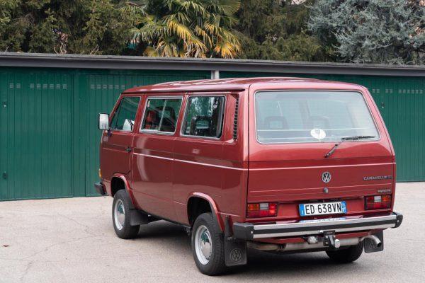 Volkswagen T3 Caravelle_1992_Cdg (18)