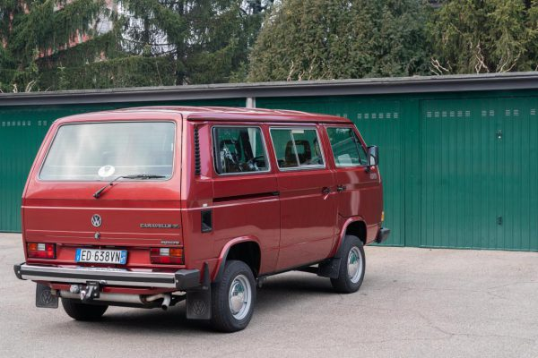 Volkswagen T3 Caravelle_1992_Cdg (19)