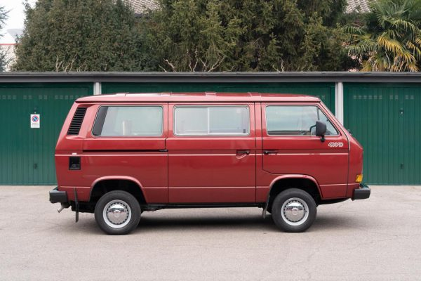 Volkswagen T3 Caravelle_1992_Cdg (62)
