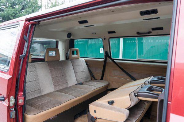 Volkswagen T3 Caravelle_1992_Cdg (70)